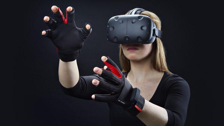בעזרת כפפות ה-Manus VR נוכל להשתמש בכפות ידינו כדי לשחק במשחקי מציאות מדומה