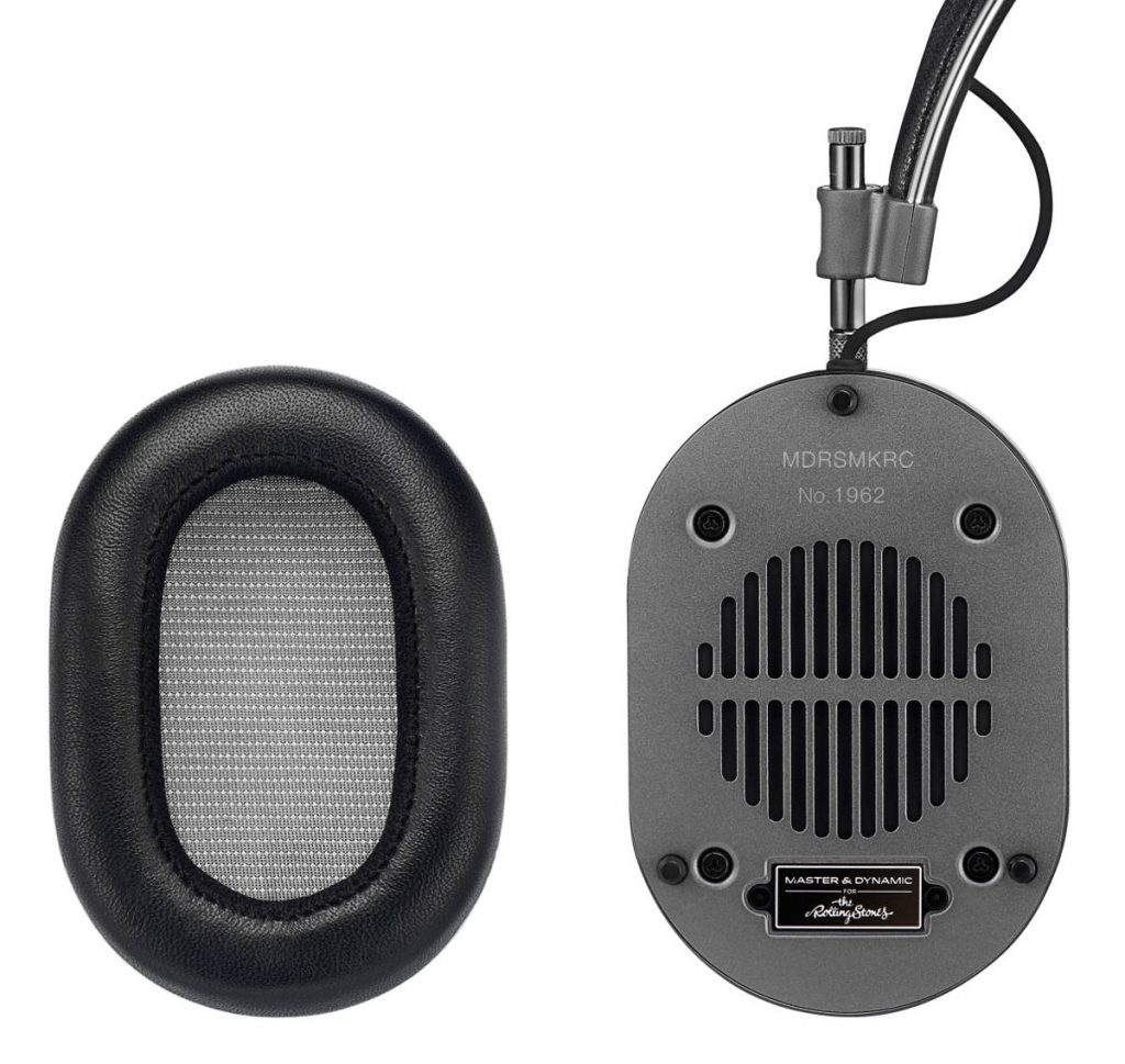 המספר סידורי של האוזניות MH40