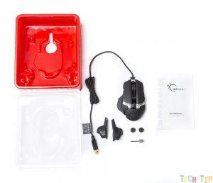 G.Skill Ripjaws MX780 - בתוך הקופסא