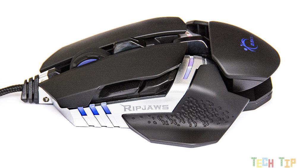 G.Skill Ripjaws MX780 - העכבר מהצד