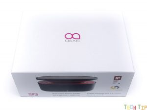 Oaxis Bento Box
