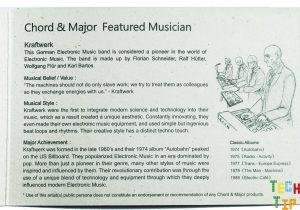 Chord & Major 01'16 kraftwerk