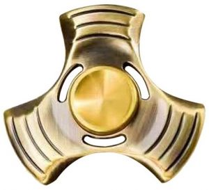 spinner-gold