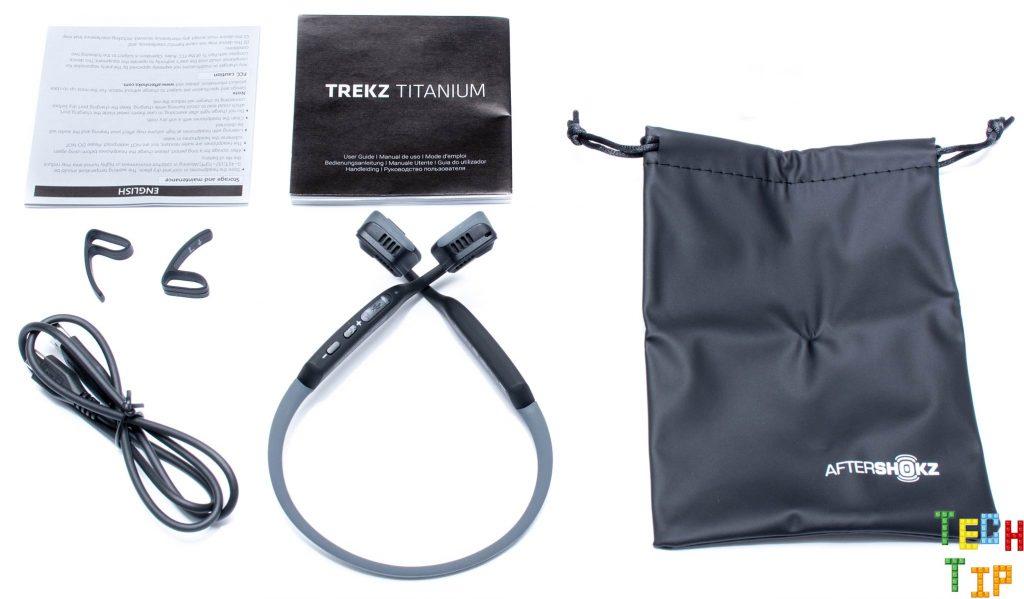 aftershokz-titanium-unbox