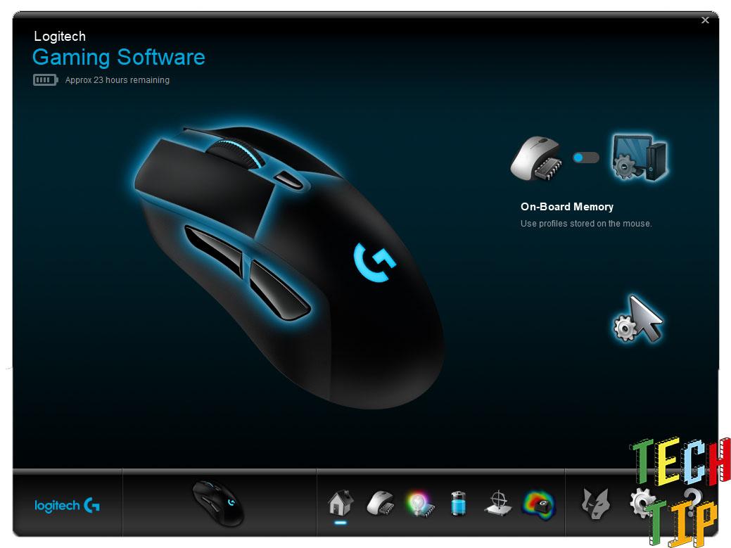 G403-software