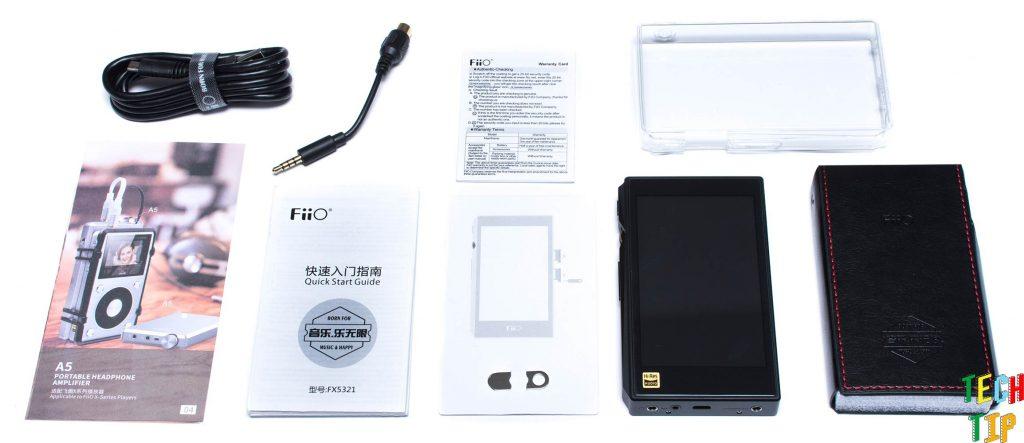 fiio-x5-unbox