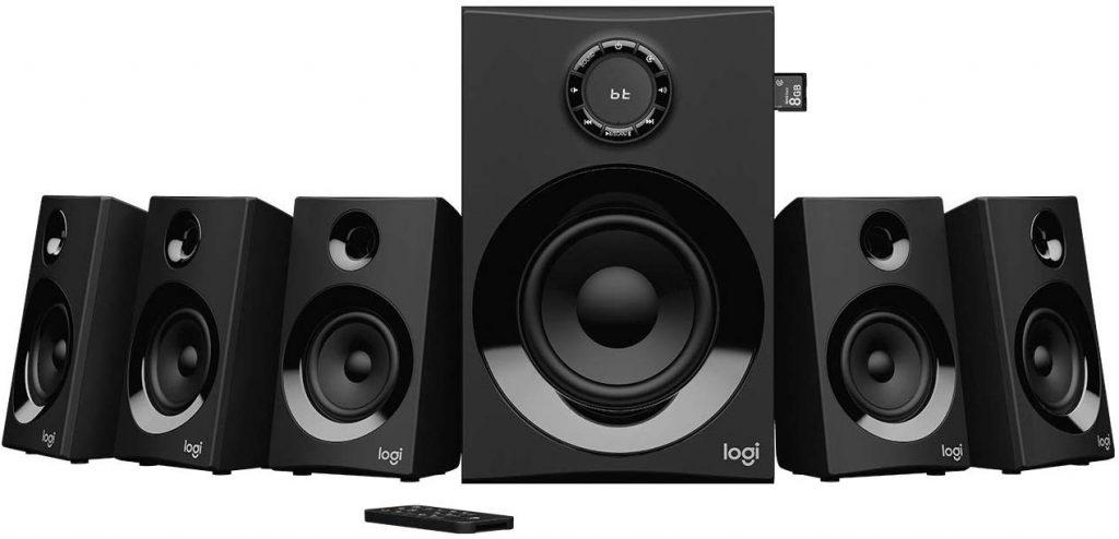 Logitech Z607 5.1 Surround